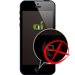 iphone5 home鍵維修 iphone5 home button problem