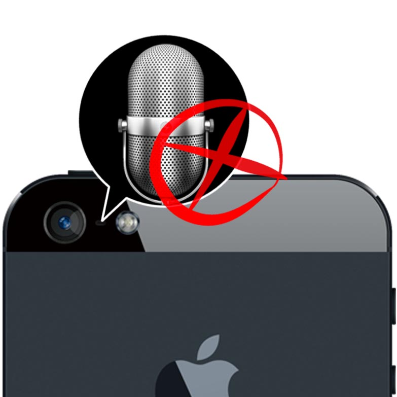 iphone 5 視訊麥克風 iphone5 facetime mic on problem