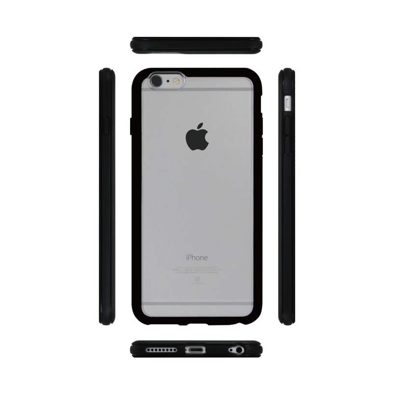 iPhone6 iPhone6 Plus Bumper PLUS 簡約雙層手機殼